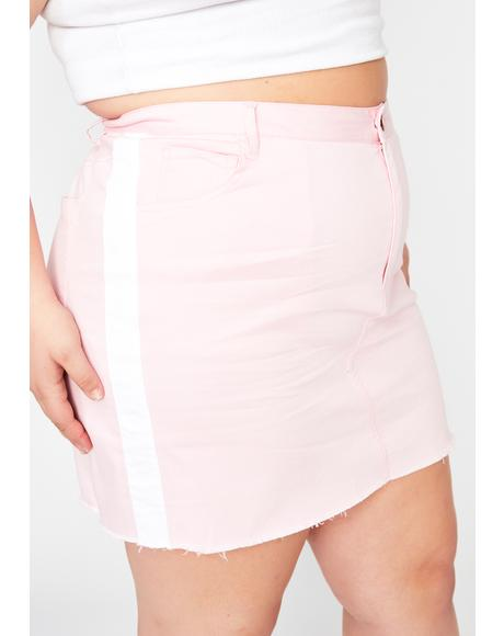 Miss Boutique Bombshell Mini Skirt
