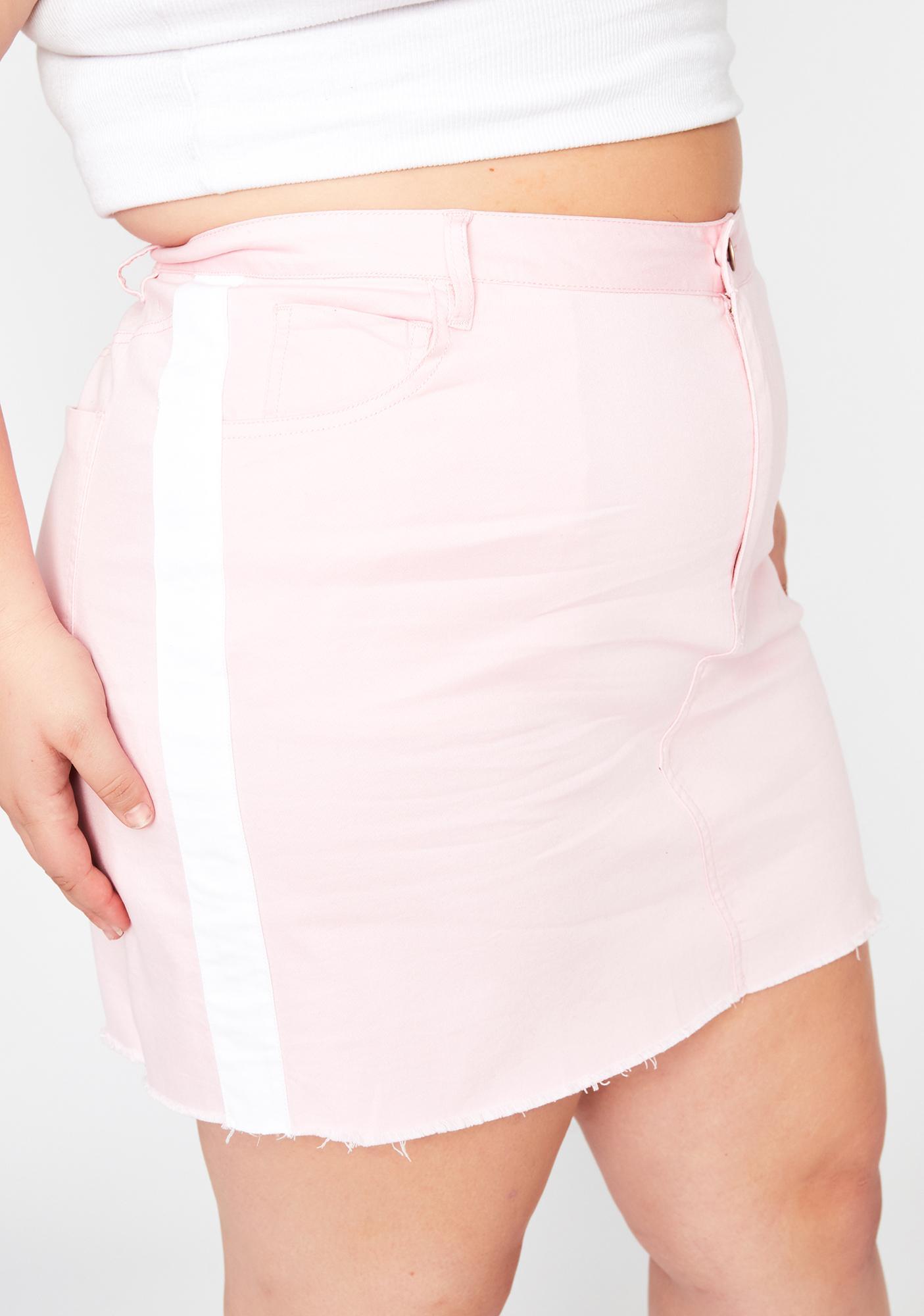 Miss Boutique Bombshell Mini Skirt