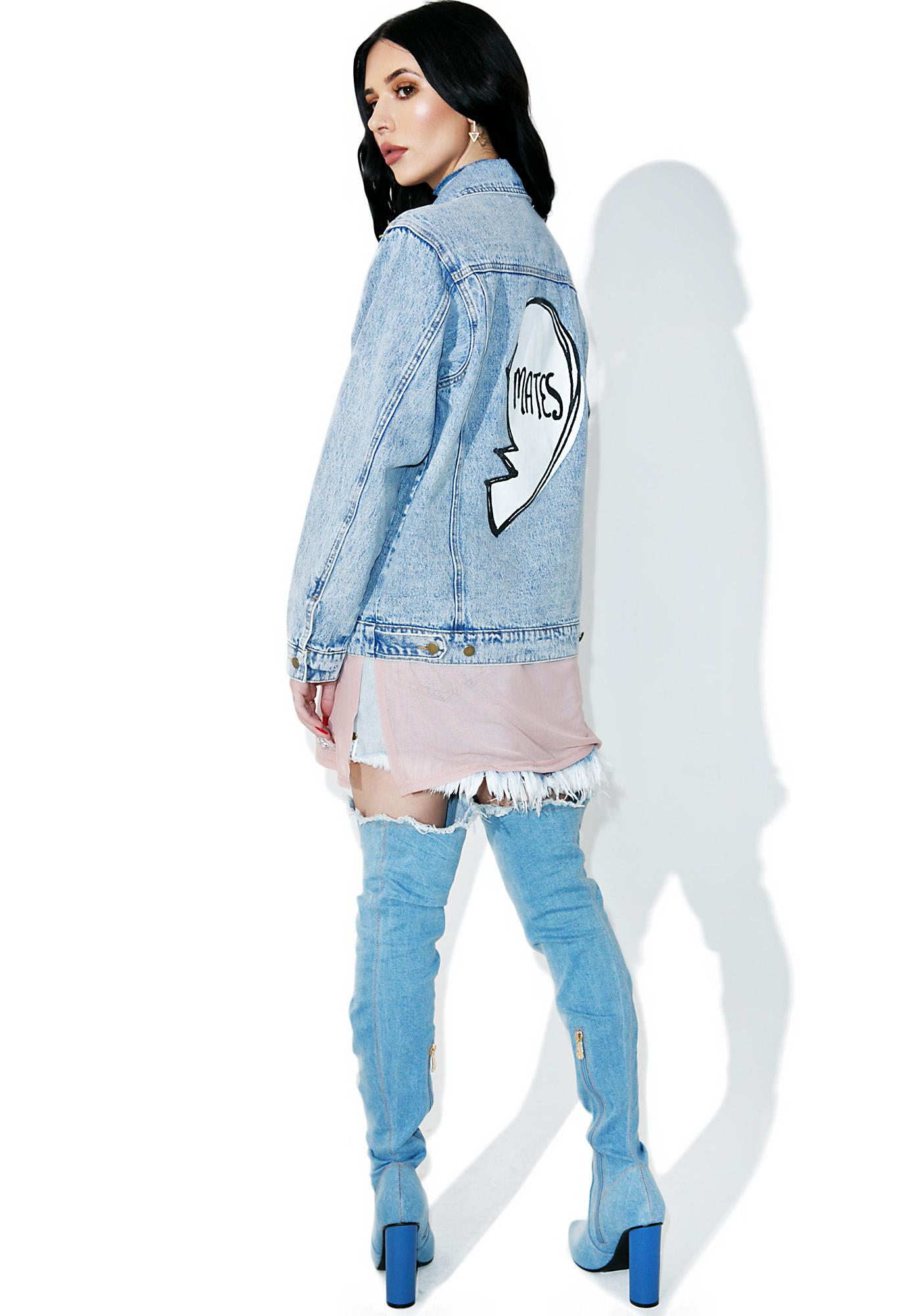 Soul Mates Denim Jacket
