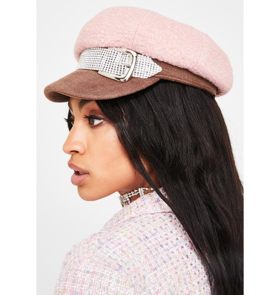 Let's Talk Baker Boy Hat