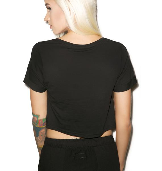 Killstar Be Weird Crop Top
