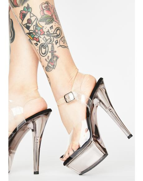 Chic Stunna Platform Heels