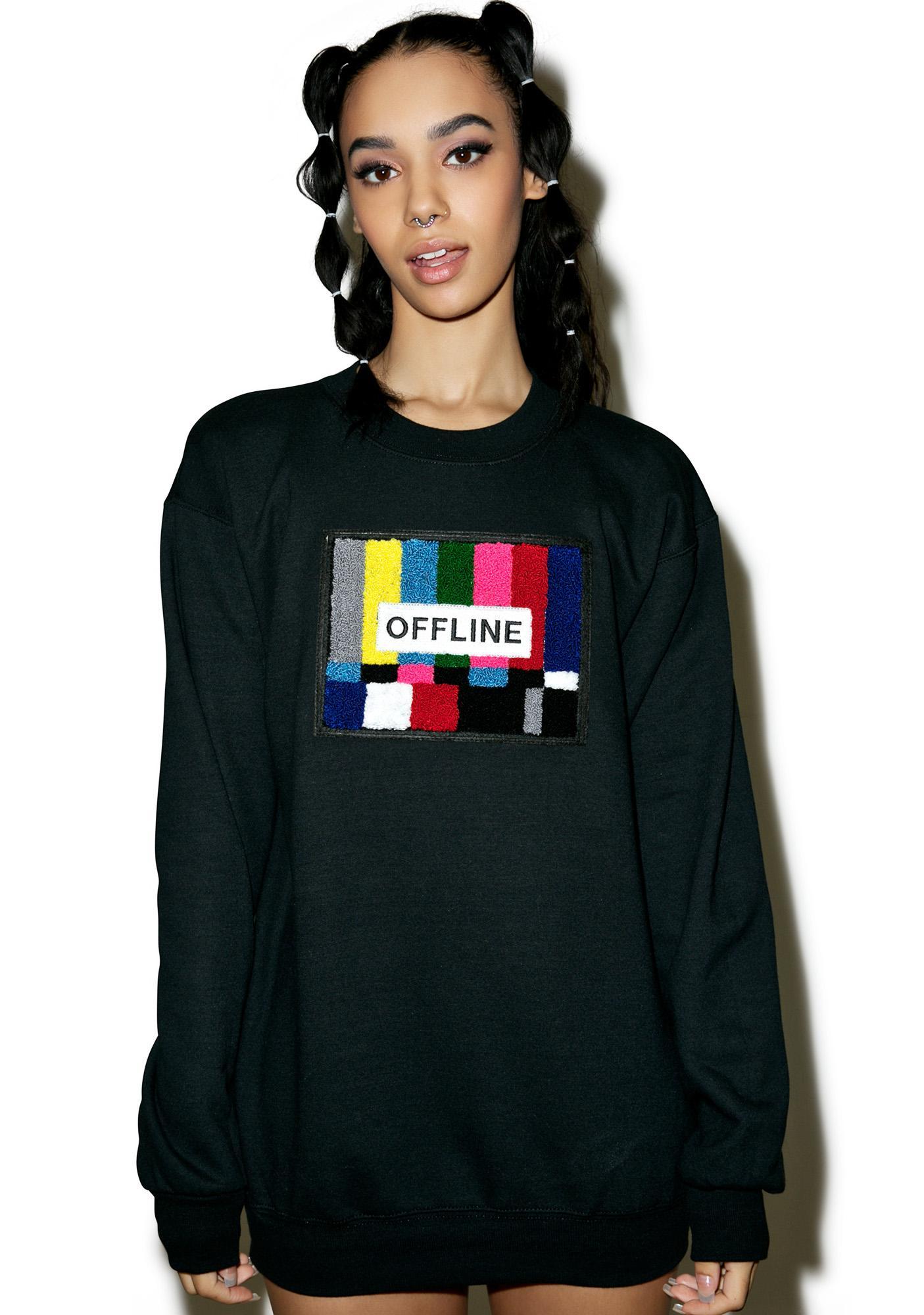 96c52c68e0dea Petals and Peacocks Offline Sweatshirt