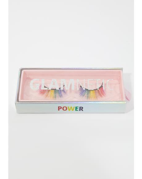 Power Magnetic Eyelashes