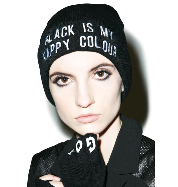 Killstar Fact Beanie