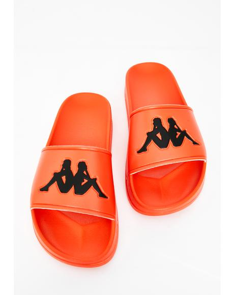 Authentic Adam 2 Slide Sandals