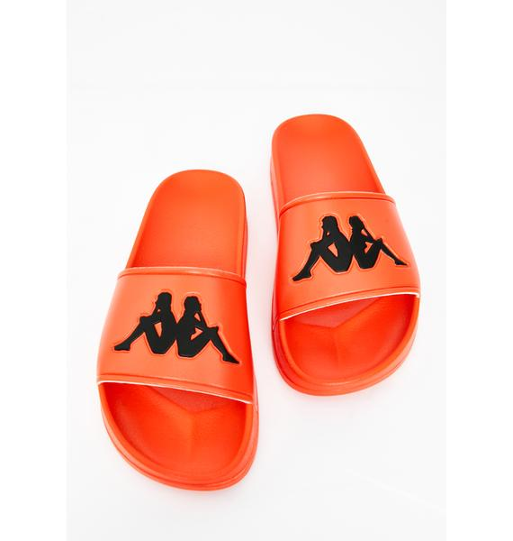 Kappa Authentic Adam 2 Slide Sandals