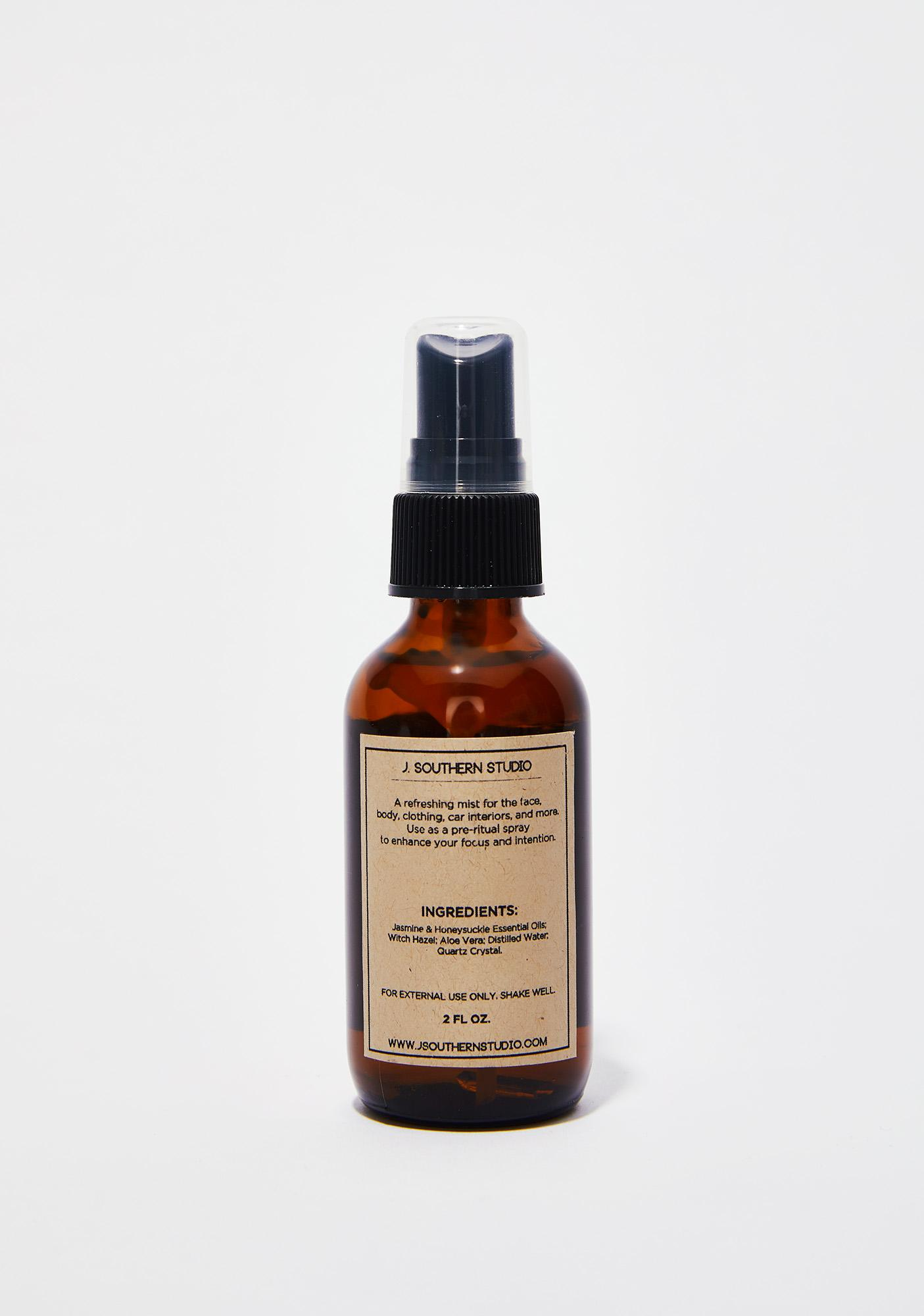 J. SOUTHERN STUDIO Honeysuckle & Jasmine Ritual Mist