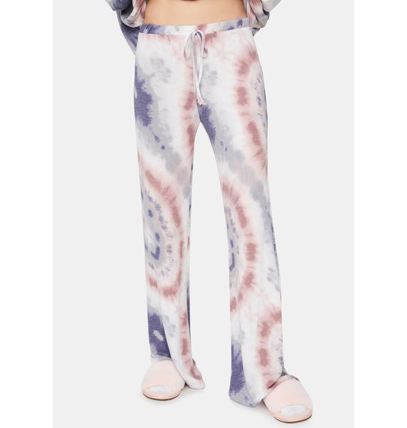 Aqua Coast Cruisin' Tie Dye Lounge Pants