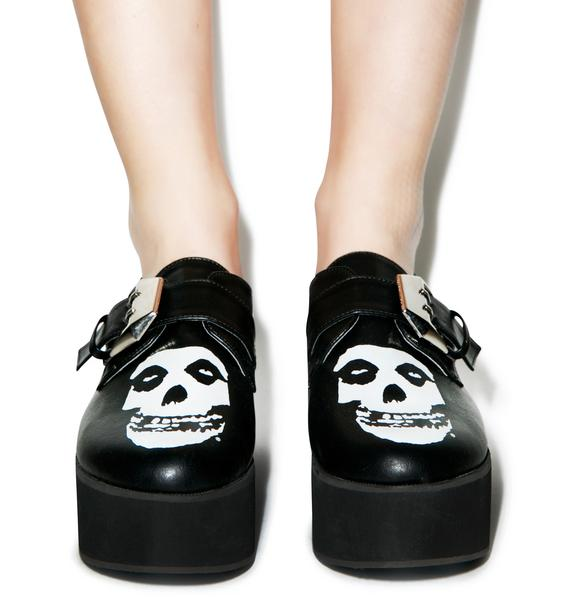 Iron Fist Misfits Creepers
