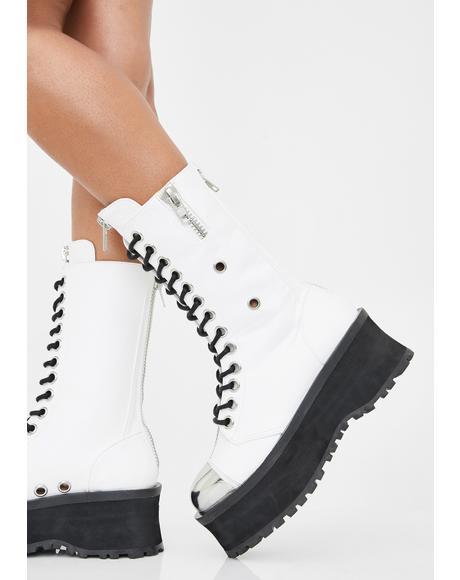 Pure Gravedigger Boots