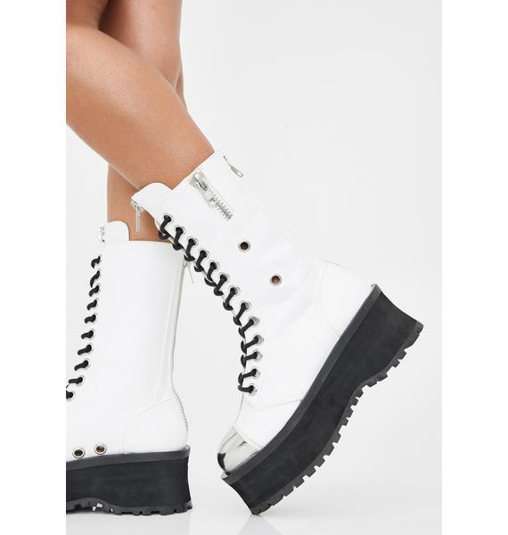Demonia Pure Gravedigger Boots