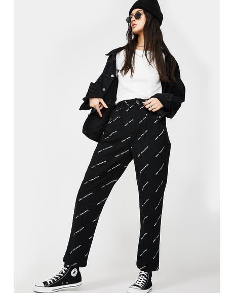 Fulton Baggy Pants
