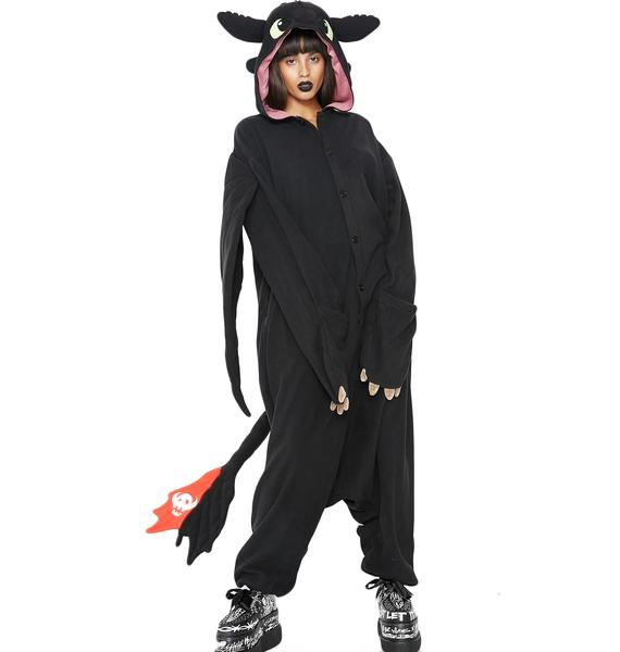 Sazac Toothless The Dragon Onesie
