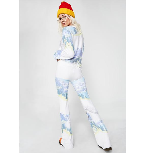Wildfox Couture Wild Horses Tennis Club Pants
