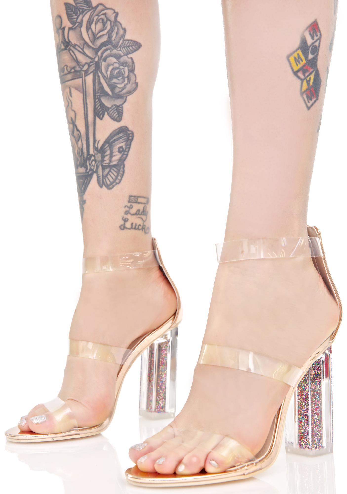 Dance 4 You Clear Heels