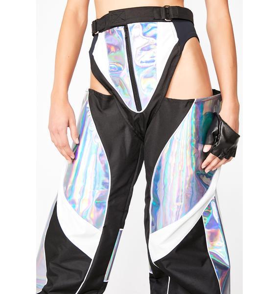Namilia Holo Motocross Panty Trousers