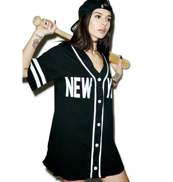 Empire State Jersey Tee