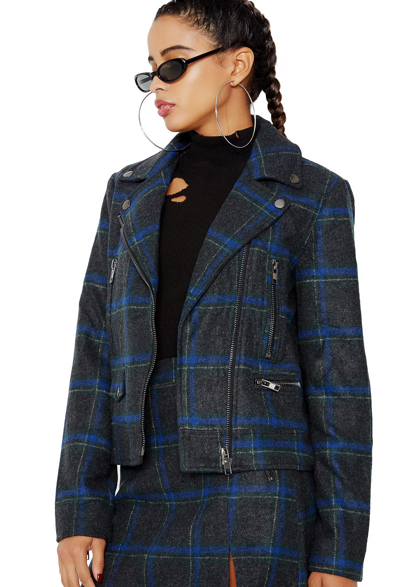 Valley Gurl Moto Jacket