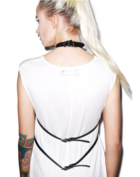 Lucifer's Loyal Pet Pentagram Harness