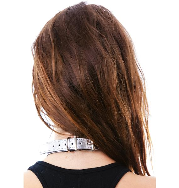 Ogasm O-Ring Collar Choker