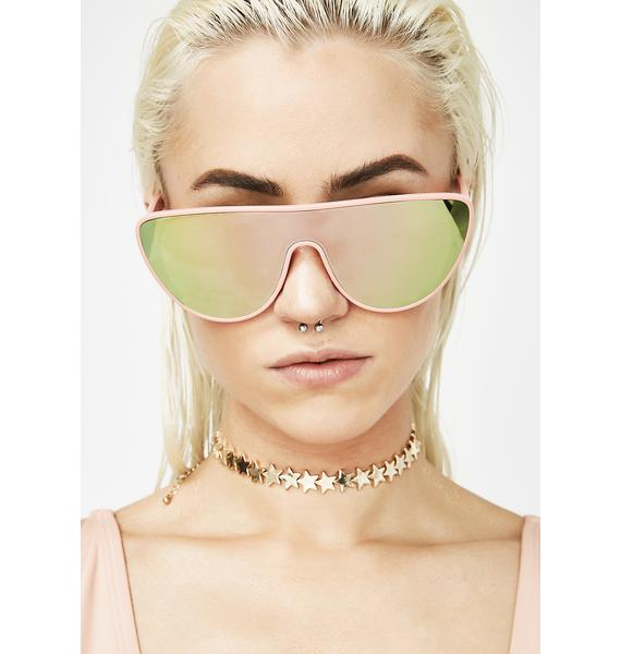 Buzz Thoughts Sunglasses