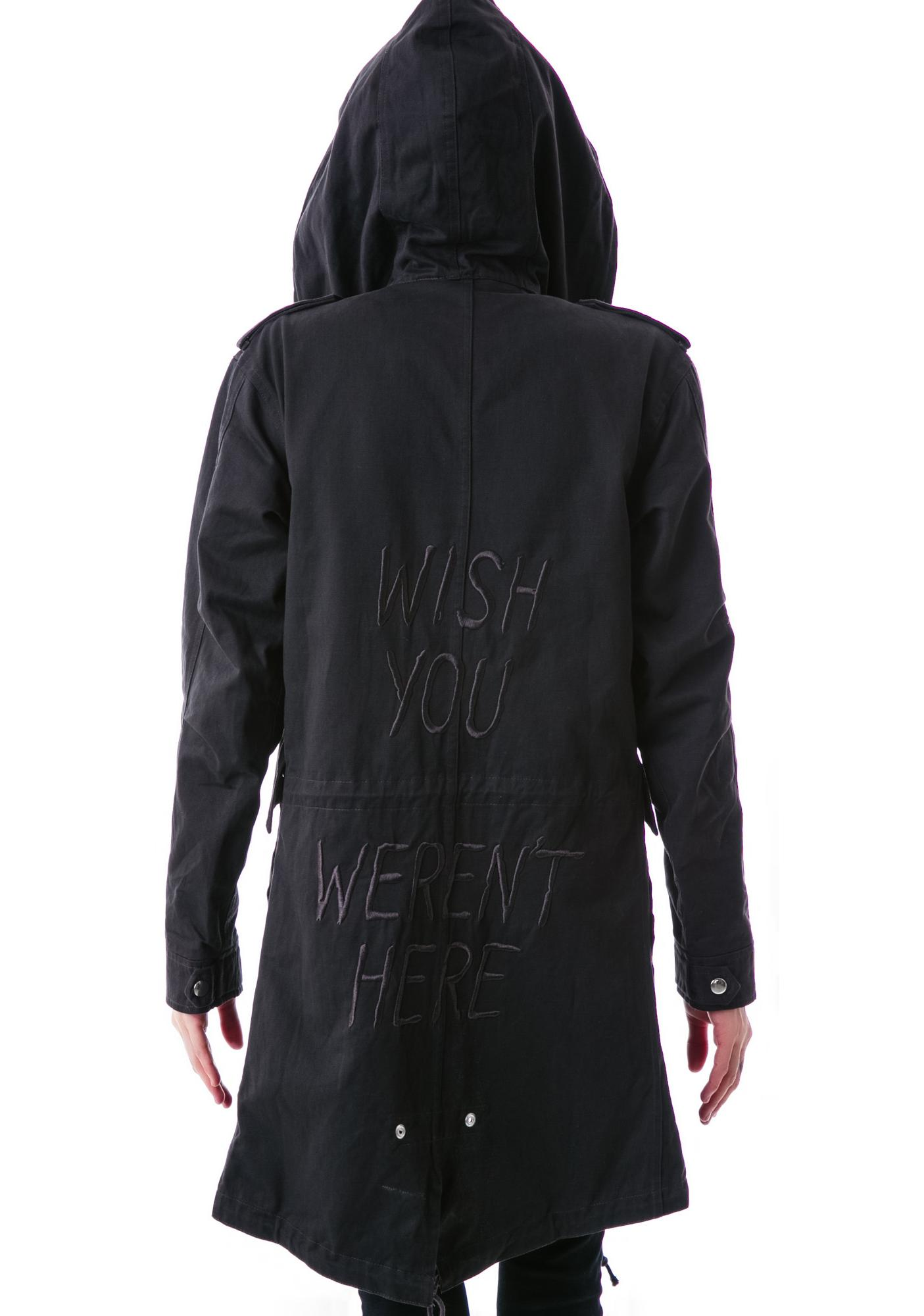 UNIF Wish You Weren't Trench