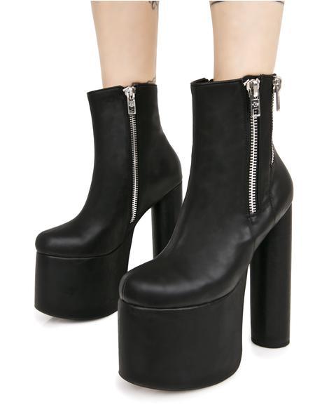 Corrupt Platform Boots