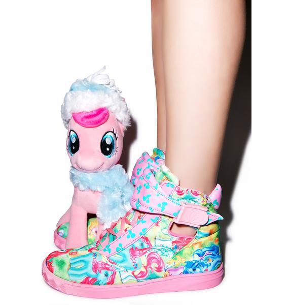 Iron Fist My Little Pony Sneaker
