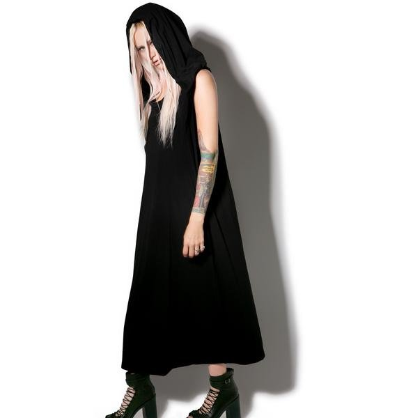 MNML Mercy Me Hooded Dress