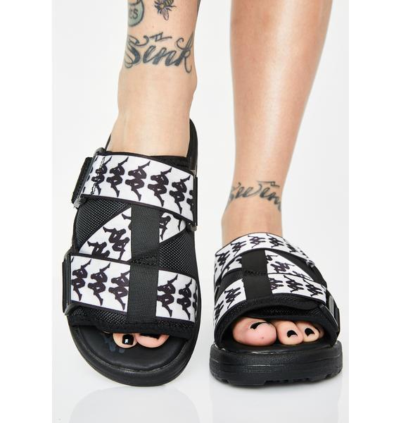 Kappa 222 Banda Mitel 1 Sandals