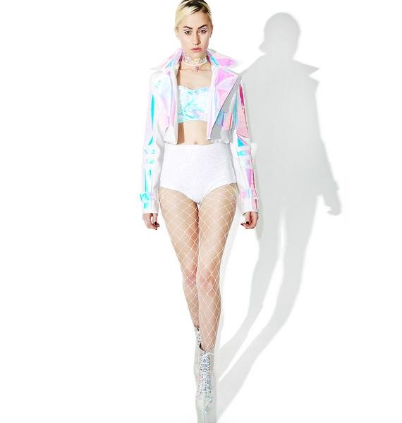 ESQAPE Hologram Jacket