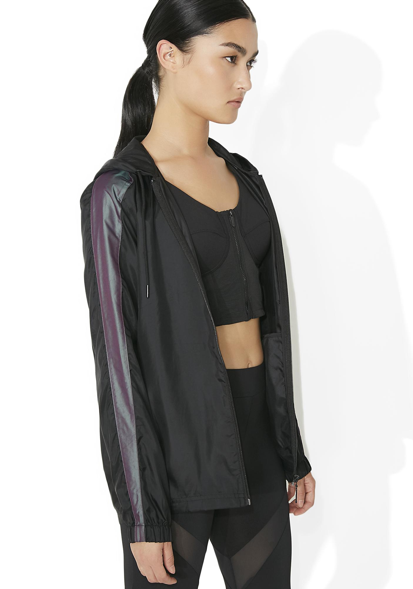 PUMA T7 Iridescent Wind Jacket