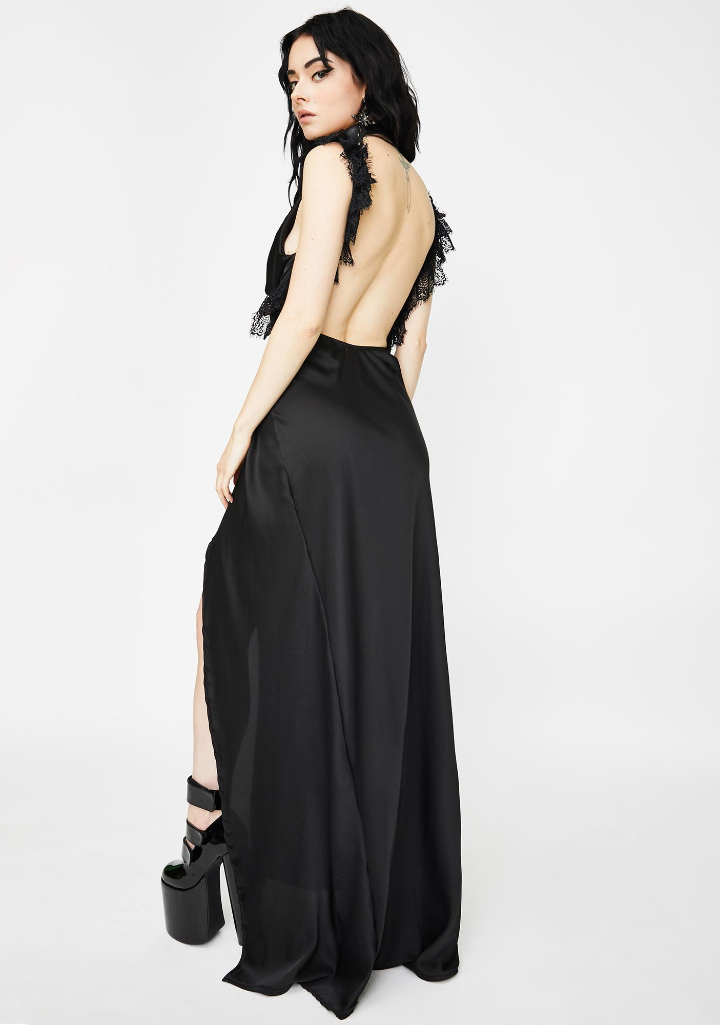 Kiki Riki Dramatic Dreams Maxi Dress