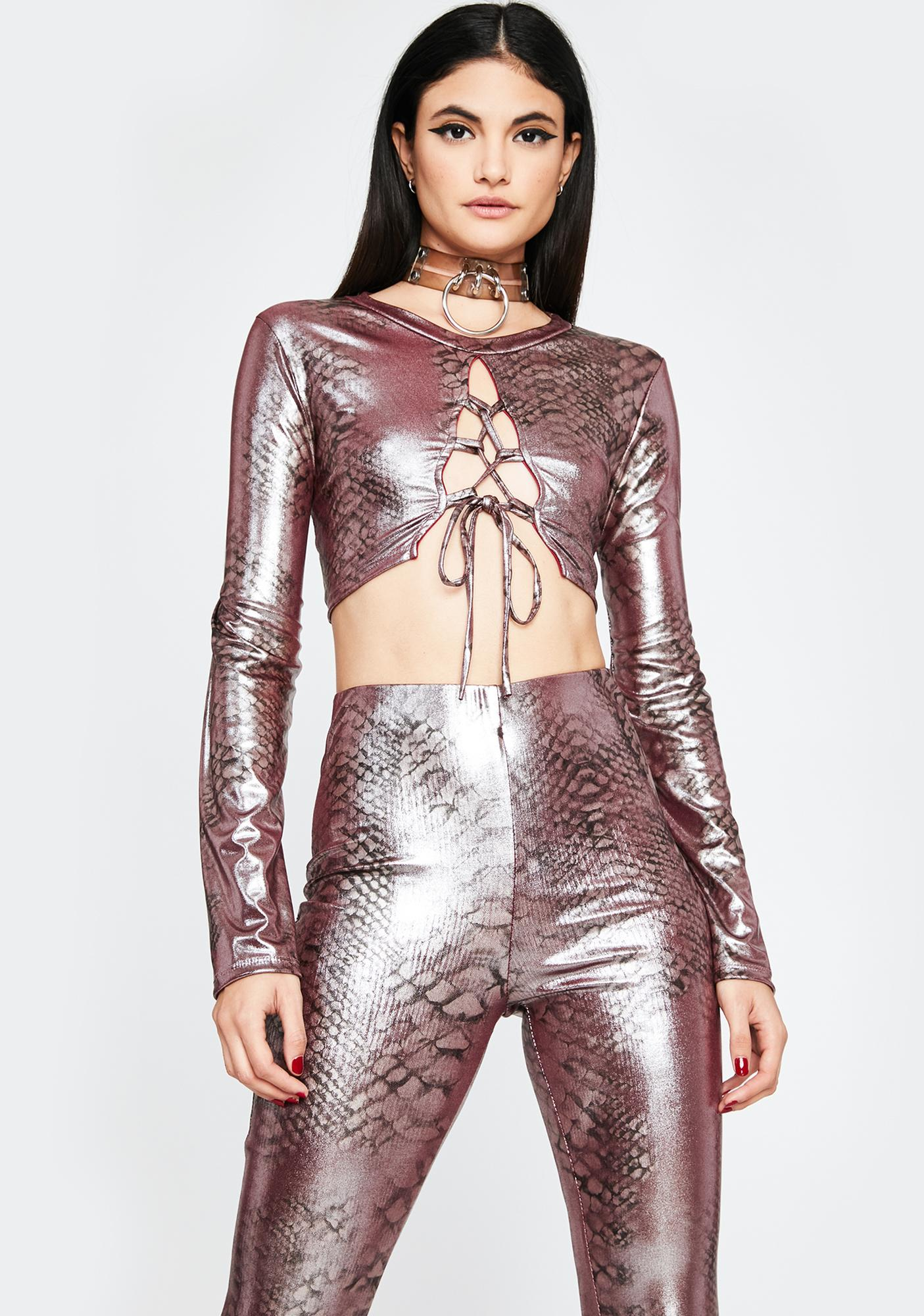 Pixie Slither Scene Metallic Set
