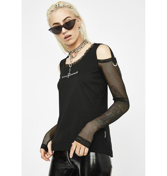Tripp NYC Punk Princess Top