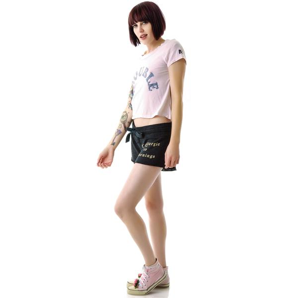 Wildfox Couture Morning Allergies Shorts