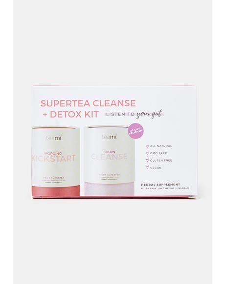 SuperTea Cleanse And Detox Kit