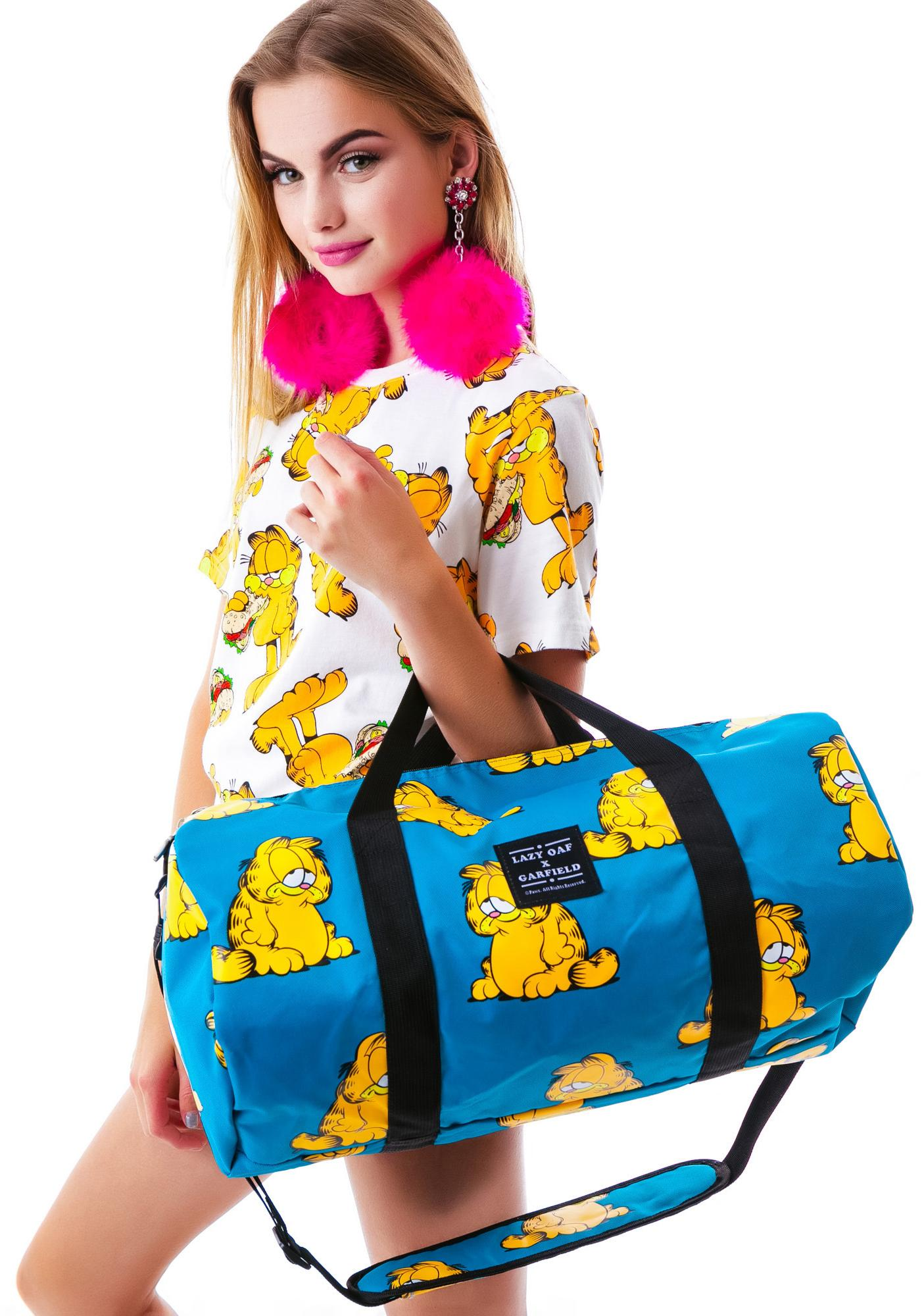 Lazy Oaf x Garfield Carry All Bag