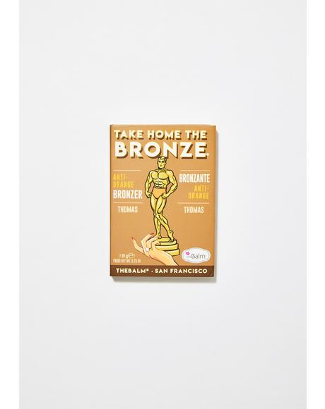 Thomas Take Home The Bronze Anti-Orange Bronzer