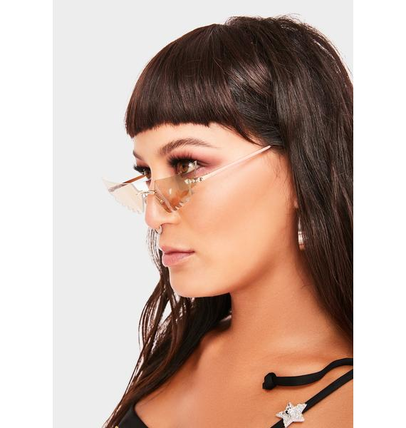 Pixie Birds Of A Feather Wing Sunglasses