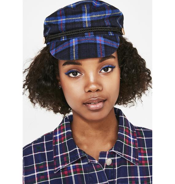 Vision Quest Plaid Hat