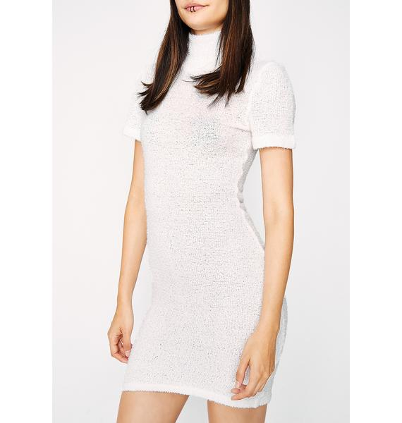 The Valley Fuzzy Dress