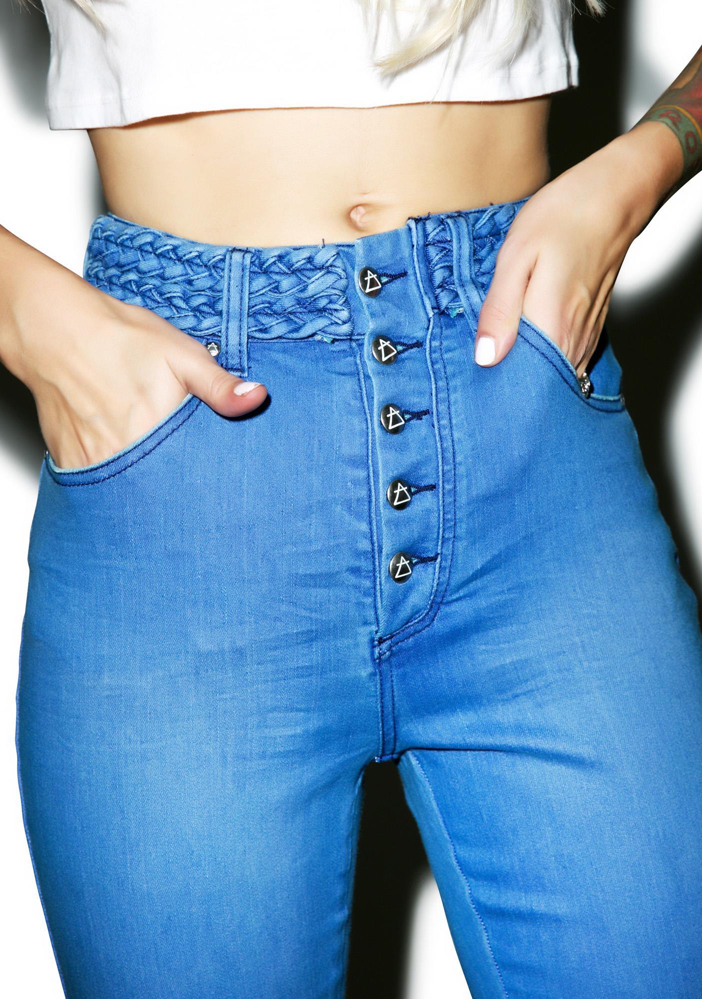 Somedays Lovin Dylan Flare Jeans