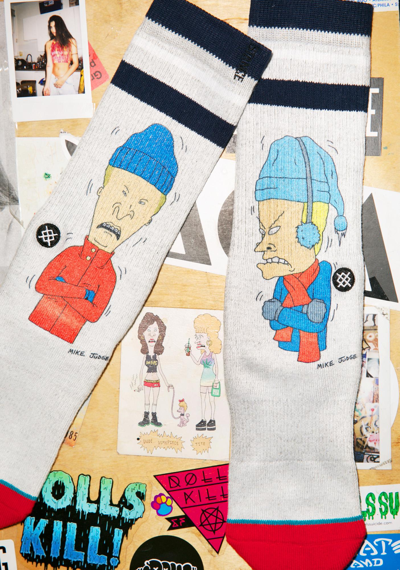 Stance Snot Sickle Classic Crew Socks