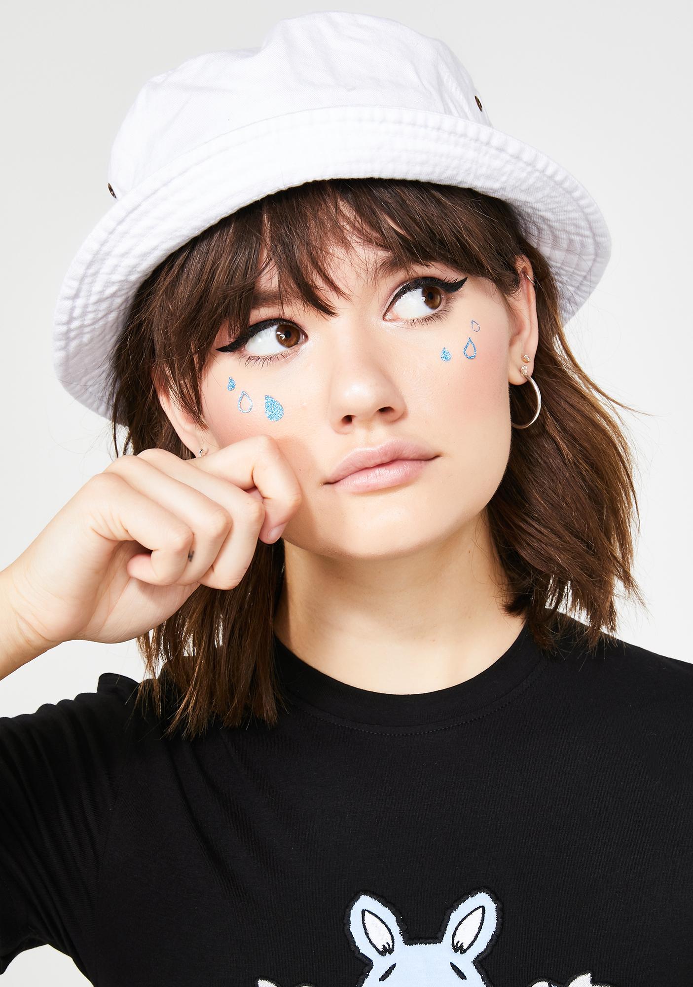 Stinnys Teardrop Body N' Face Stickers