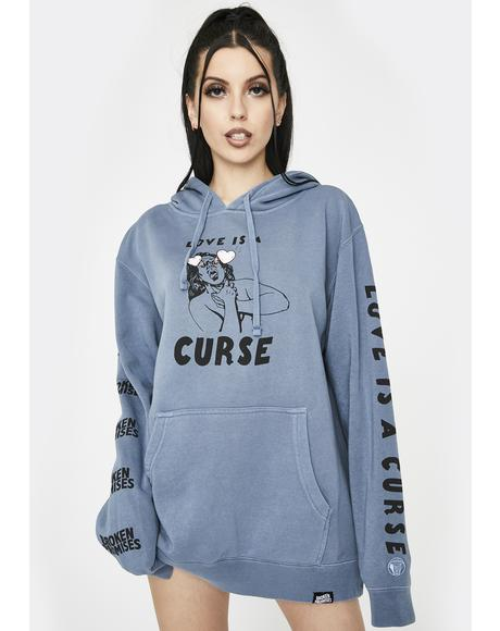 Love Is A Curse Hoodie