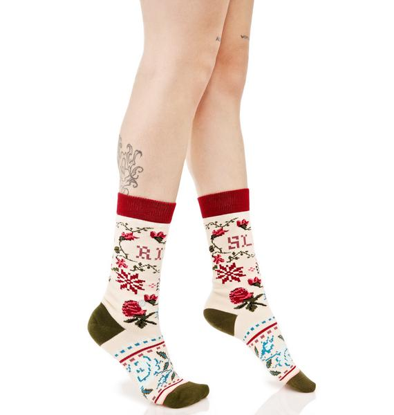 Stance Slay Ride Tomboy Socks