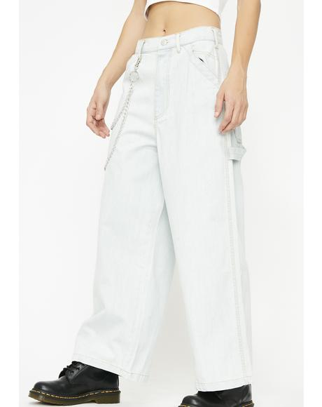 Later Sk8r Wide Leg Jeans