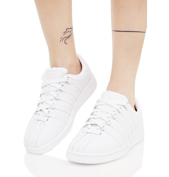 K Swiss Classic White VN Sneakers